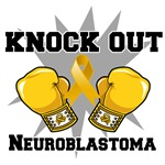 Knock Out Neuroblastoma Shirts