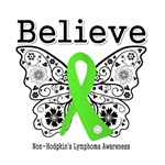 Believe - Non-Hodgkins Lymphoma Shirts and Gifts