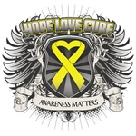 Hope Cure Ewing Sarcoma Shirts