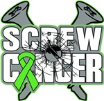 Screw Non-Hodgkins Lymphoma Cancer Shirts