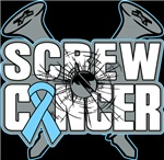 Screw Prostate Cancer Shirts and Gifts