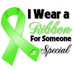 Ribbon Someone Special Lymphoma Shirts
