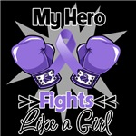 Hodgkins Lymphoma Fights Like a Girl Aunt to Wife