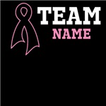 Team Breast Cancer Shirts