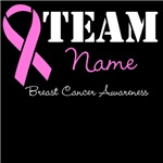 Breast Cancer Team Pink Shirts