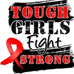 Blood Cancer Tough Girls Fight Strong Shirts