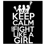 Carcinoid Cancer Keep Calm and Fight Like a Girl