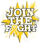 Join The Fight Childhood Cancer Shirts