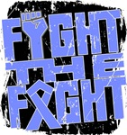 Fight The Fight Esophageal Cancer Shirts