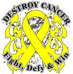 Destroy Testicular Cancer Shirts and Gear