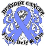 Destroy Esophageal Cancer Shirts and Gear