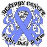 Destroy Esophageal Cancer Shirts and Gear