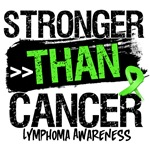Lymphoma  - Stronger than Cancer Shirts