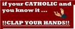 If your catholic.....