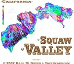 Squaw Valley T-Shirt Style 2