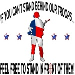 SUPPORT OUR TROOPS DESIGNS