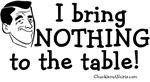 I Bring Nothing...