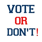 Presidential election - Vote or Don't!