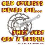 Old cyclists