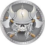 Viking Warrior Skull
