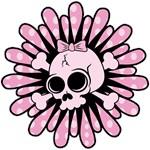 Sweet Pink Skull