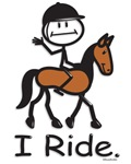 Horse Riding-English