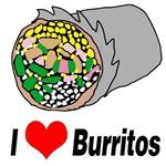 I heart Burritos