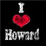 Vintage I Heart Howard