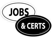 Jobs & Certifications