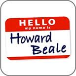 Hello My Name is Howard Beale