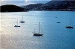 Tortola at Day Break