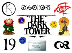 Dark Tower collage