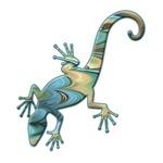 Swirl Lizard