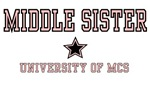 Middle Sister - University of Middle Child Syndrom