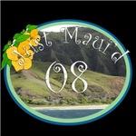 Just Maui'd 08 Napali Coast Logo