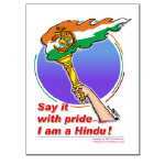 Proud Hindu!