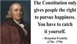 Benjamin Franklin 5