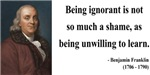 Benjamin Franklin 9