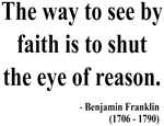 Benjamin Franklin 15