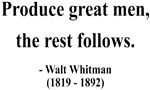 Walter Whitman 10