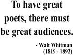 Walter Whitman 12