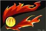 Warm Dragon Fire