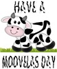 Baby Cow..Have a moovelas day