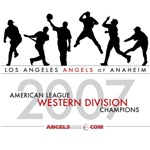 2007 AL West Champions