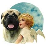 Mastiff w/Angel