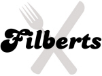 Filberts (fork and knife)