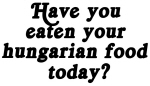 hungarian food today