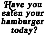 hamburger today