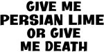 Give me Persian Lime