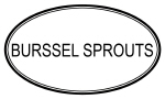 BURSSEL SPROUTS (oval)